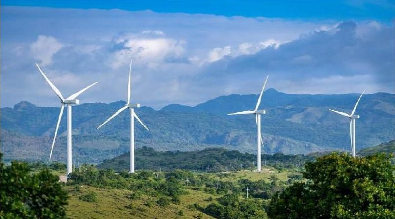 Vinaconex 3 sắp làm nhà máy điện gió hơn 1.300ha tại Quảng Bình