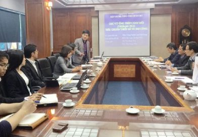Advanced technology transfer in construction between Vietnam and Japan