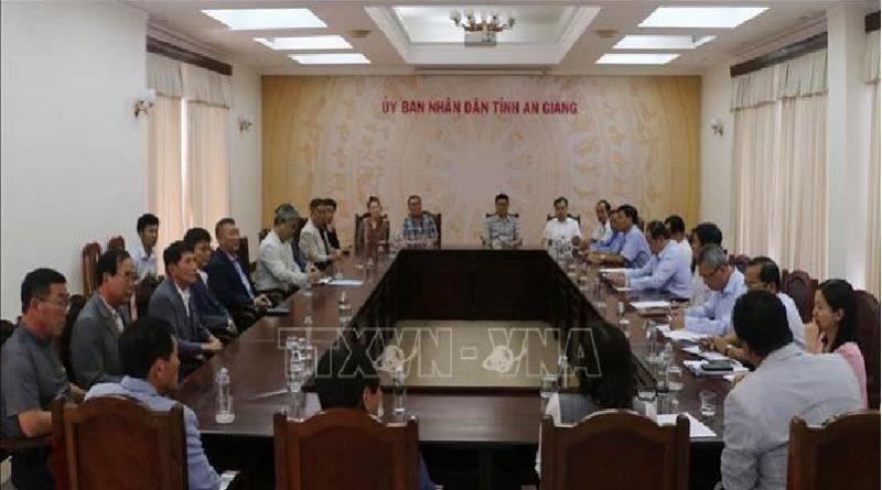 Hàn Quốc chi 900 triệu USD đầu tư khu công nghiệp thông minh tại An Giang
