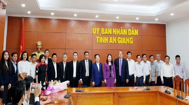 Tập đoàn T&T Group đầu tư 2 dự án đô thị mới tại An Giang