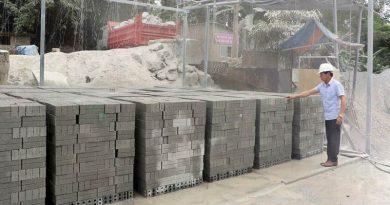 Cần có quy chuẩn đối với công nghệ sản xuất vật liệu xây không nung