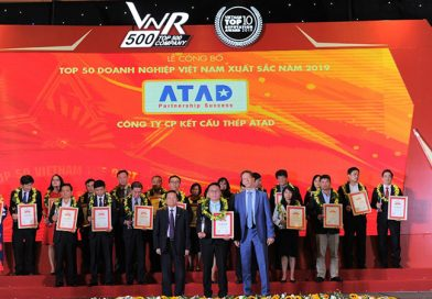 ATAD continues to affirm its position in the Top 50 Vietnam the best 2019