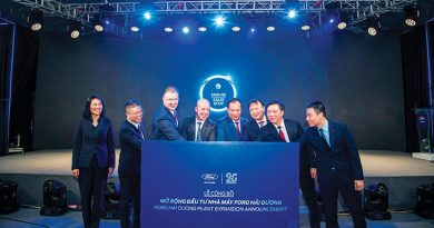 Ford Vietnam expands Hai Duong facility