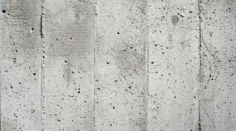 Bê tông mới có khả năng tự làm sạch