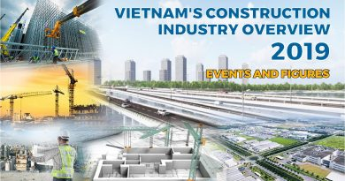 Vietnam's Construction Industry Overview 2019 – Events and Figures