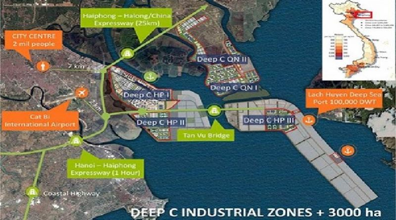 Hai Phong eyes new industrial zones this year