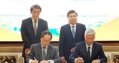 Japan supports HCM City to develop urban infrastructure