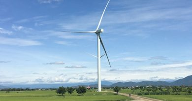 FICO picks Binh Dinh for two wind farm projects