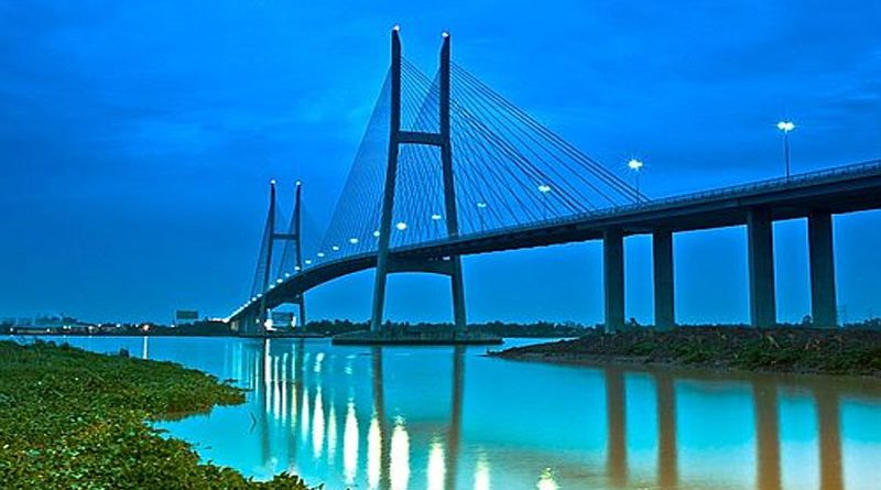 Đầu tư 5.000 tỷ đồng xây cầu Mỹ Thuận 2