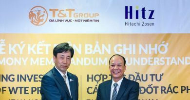 Waste-to-power plant of T&T-Hitachi Zosen JV added to PDP VII