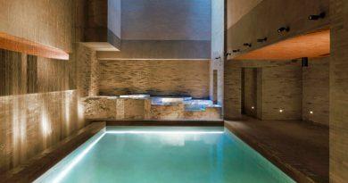 Sự đổi mới cách sử dụng nước trong kiến trúc