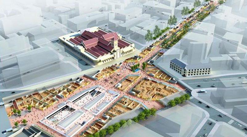Tìm nhà đầu tư trung tâm thương mại ngầm Bến Thành