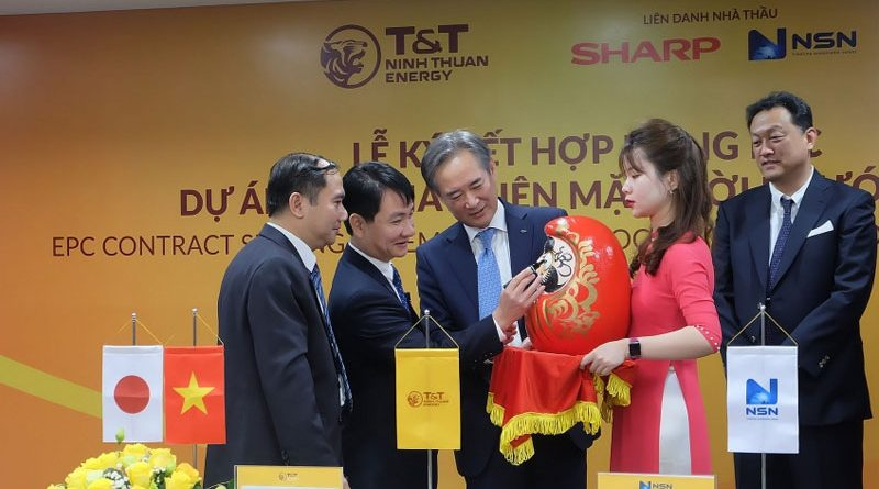 SESJ-SSSA-NSN consortium signs EPC deal for Phuoc Ninh solar project