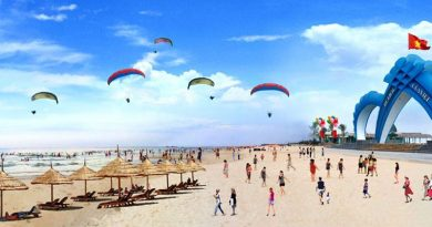 Quang Tri lures urban development projects