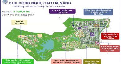 $564 million poured in Đà Nẵng Hi-tech Park