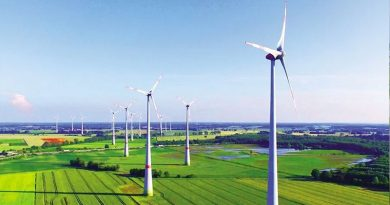 $390 million B&T wind farm cluster expected to kick off before October
