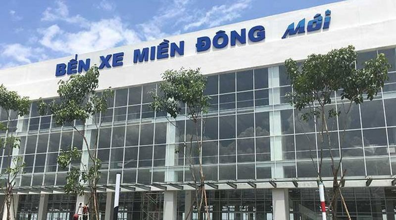 HCM City's new Mien Dong Bus Station to open in April