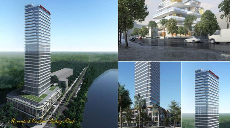 Quảng Bình: Dự án Movenpick Central trị giá 515 tỉ đồng tìm nhà đầu tư