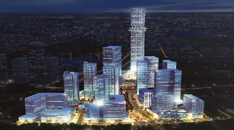 Empire City leaders vow to kick off 88-storey tower