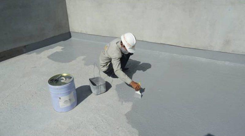 4 loại vật liệu chống thấm phổ biến trong xây dựng