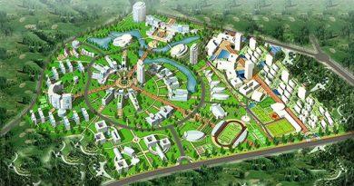 """Xây """"siêu đô thị"""" rộng 1.794 ha ở Bà Rịa"""