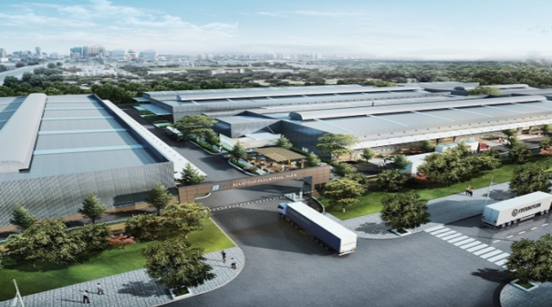 Demand for ready-built factories and warehouses increasing