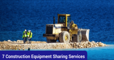 The Revolution of Construction Equipment Sharing Services