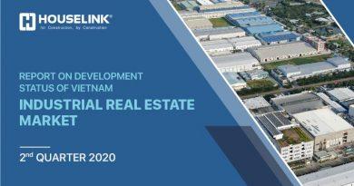 Báo cáo Tình hình phát triển Bất động sản Công nghiệp Việt Nam – Quý 2/2020