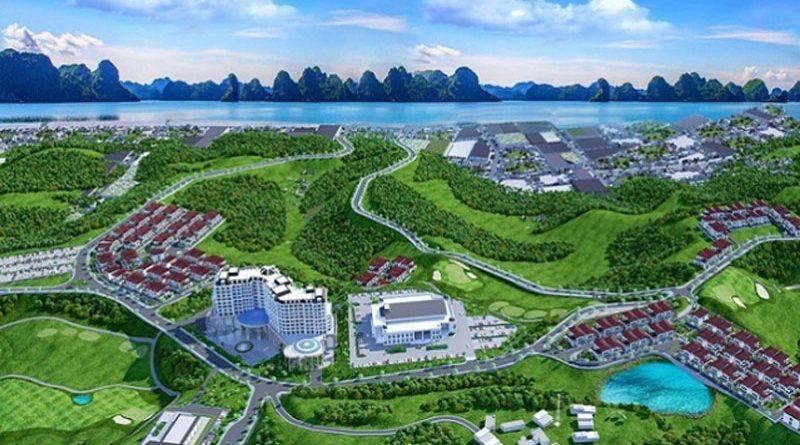 Vingroup đặt một chân vào siêu dự án Hạ Long Xanh 10 tỉ USD