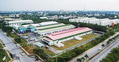 Sửa đổi điều kiện thành lập cụm công nghiệp từ 01/8/2020