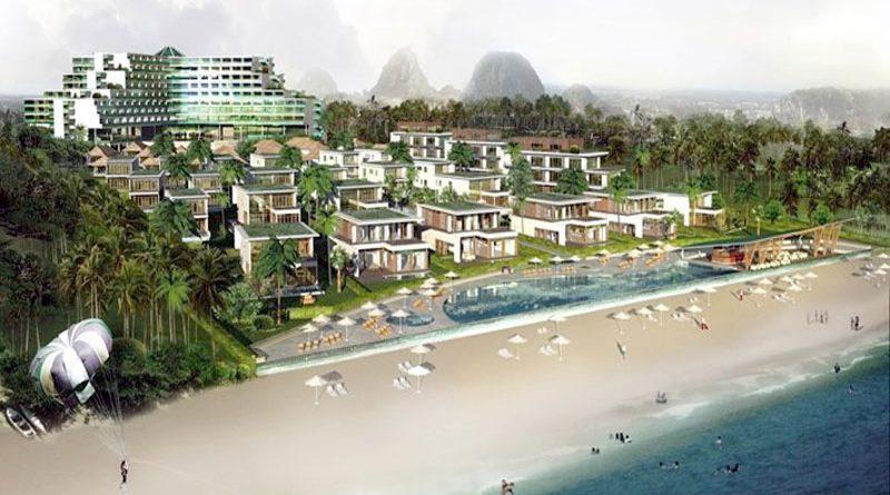Onsen Fuji xin làm dự án khu du lịch biển Wyndham Costa Hà Tĩnh gần nghìn tỷ
