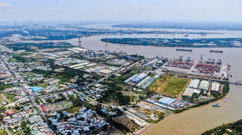 Khu Nam Sài Gòn đón thêm 5 cụm công nghiệp lớn