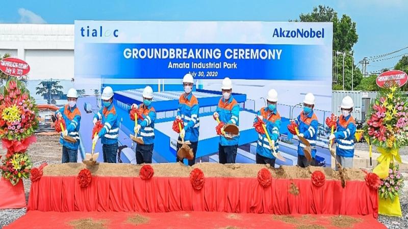 1700 image001 - AkzoNobel đầu tư xây dựng nhà máy sản xuất xanh tại Việt Nam
