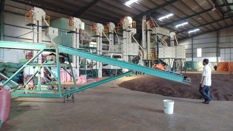 du an 104 - Sắp xây dựng nhà máy thực phẩm tại Vũng Tàu