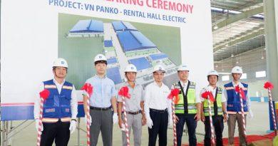 Khởi công dự án VN PANKO – RENTAL HALL ELECTRIC