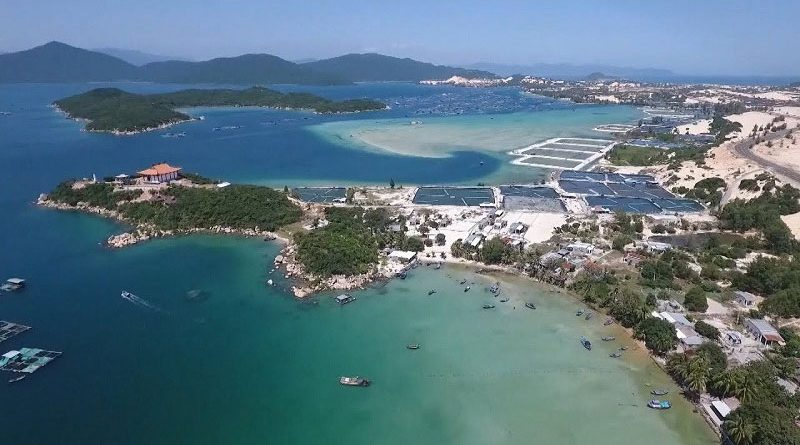 2 tập đoàn lớn cùng xin đầu tư dự án tại KKT Vân Phong