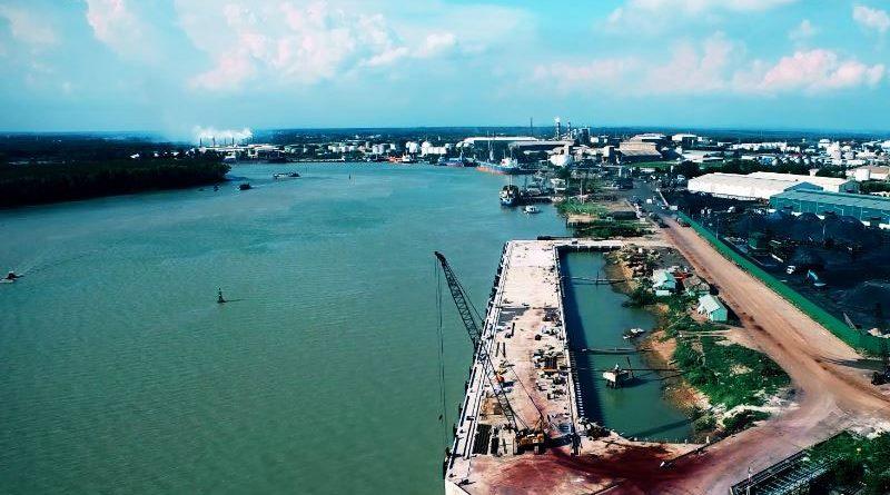 Đầu tư hơn 420 tỷ đồng xây dựng Cảng Gò Dầu B