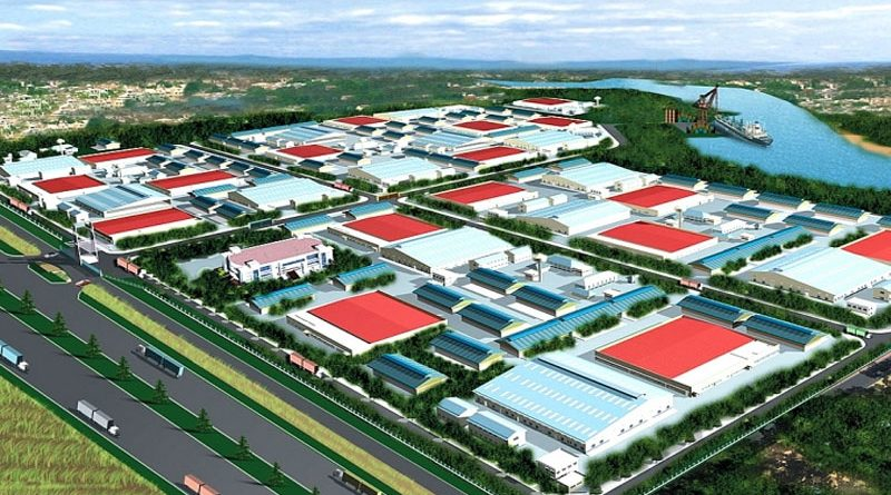 Hơn 300 tỷ đồng 'đổ về' Cụm công nghiệp huyện Đức Thọ - Hà Tĩnh.