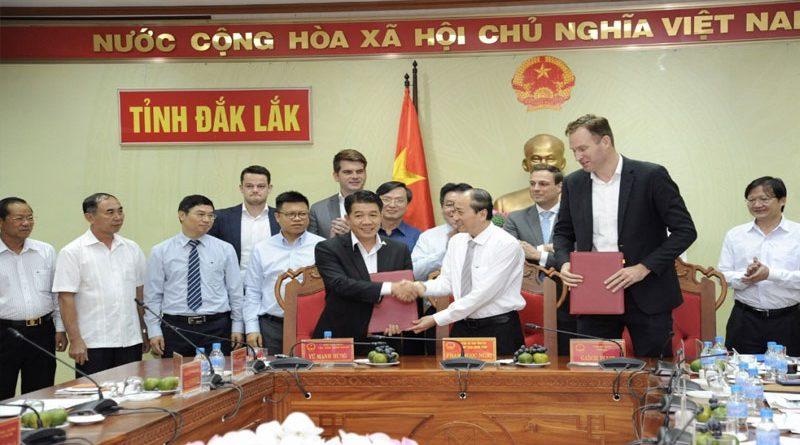 Đầu tư dự án Khu chăn nuôi ứng dụng công nghệ cao Đắk Lắk