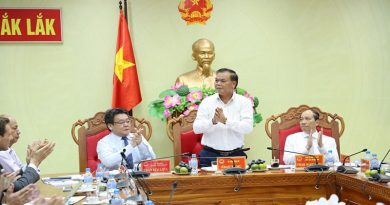 1.500 tỷ đồng đầu tư Tổ hợp khu nông nghiệp ứng dụng công nghệ cao Đắk Lắk