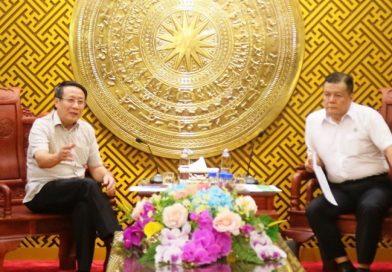 Đề xuất xây dựng nhà máy điện sinh khối từ cây cao lương tại Quảng Trị
