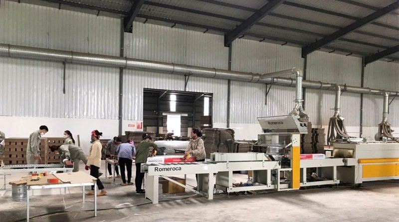 Sắp xây dựng Nhà máy, sản xuất chế biến gỗ xuất khẩu nội, ngoại thất 57 tỷ đồng tại Quảng Trị