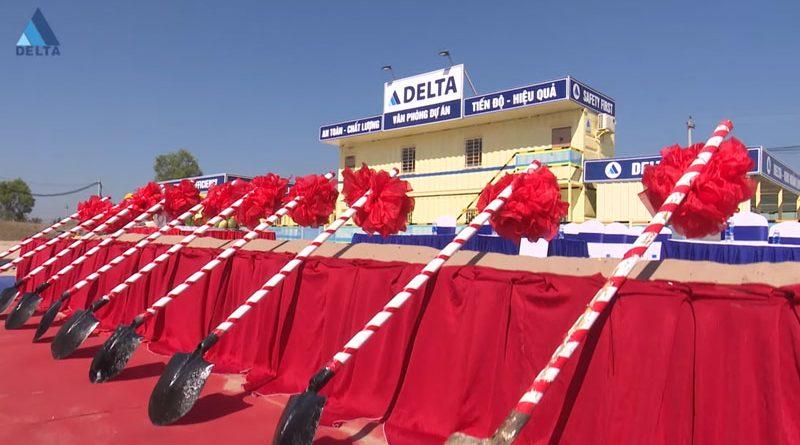 DELTA khởi công Cam Ranh Flowers Resort