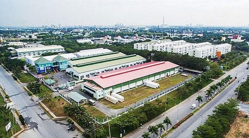 Hà Nội lập thêm 6 cụm công nghiệp qui mô vốn trên 1.100 tỉ đồng