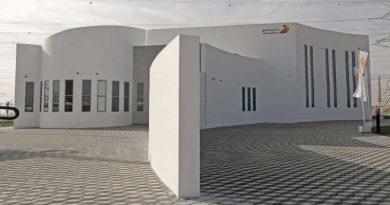 Tạo ra các tòa nhà in 3D từ đất