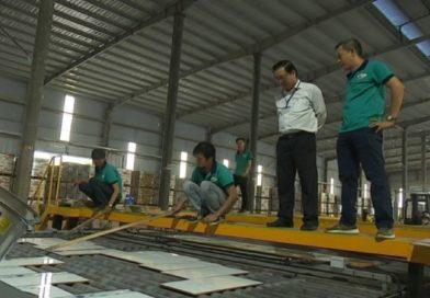 Tam Nông chuẩn bị có nhà máy sản xuất gạch men