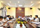 Tỉnh Quảng Trị làm việc với Công ty cổ phần liên doanh cảng quốc tế Mỹ Thủy