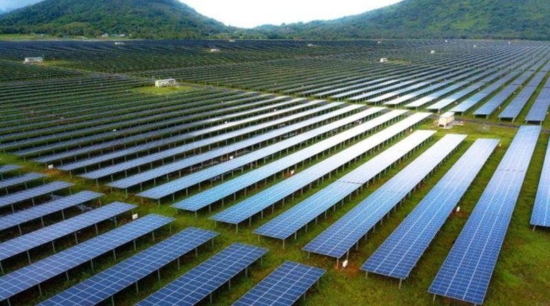 Sao Mai khởi động giai đoạn 2 dự án nhà máy điện mặt trời 6.000 tỷ đồng