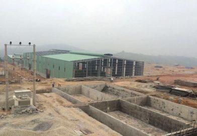 Dự án đầu tư xây dựng nhà máy chế biến graphite yên bái