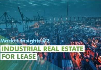 Market Insights #2: Industrial Real Estate Products for Lease continues to rise